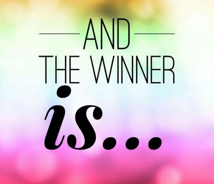 And the winner is!